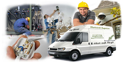 Greenwich electricians